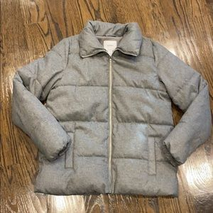 Old navy puffer